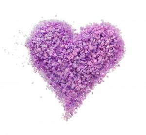 AmTig Amethyst Salts Heart lr