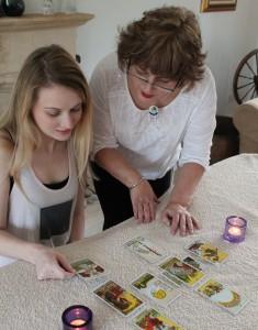 Amethyst Tiger Tarot Reading