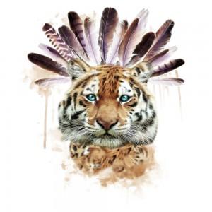 Shamanic Tiger 3
