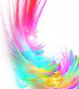 Wisps of Colour - lr